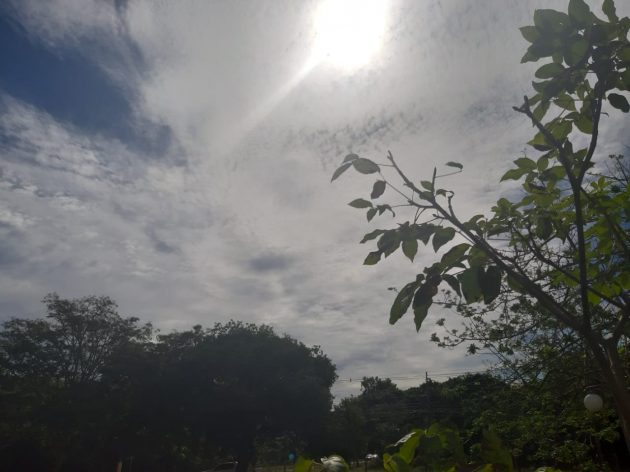 Dia promete ser de baixas temperaturas; calor começa a voltar a partir de quinta-feira. (Foto: Humberto Marques)