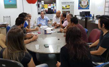 Reunião tratou de ajustes na grade de programação da TVE Cultura. (Foto: Pedro Amaral/Fertel)