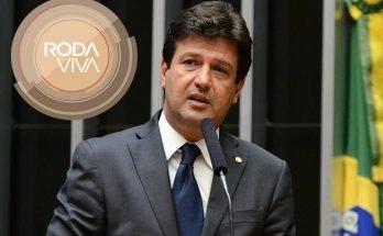 Ex-secretário de Saúde de Campo Grande e ex-deputado federal por Mato Grosso do Sul, Mandetta assumiu o Ministério da Saúde no Governo Bolsonaro. (Foto: TV Cultura/Divulgação)