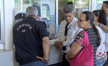 Fiscalização do Procon-MS confirmou irregularidade em duas empresas de transporte rodoviário de passageiros. (Foto: Procon-MS/Divulgação)