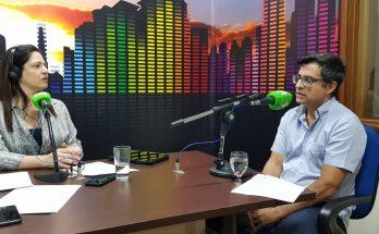 Edil Albuquerque Junior disse ao Bom Dia Campo Grande que decisão foi tomada pela Cassems de forma a concentrar serviço em rede própria. (Foto: Pedro Amaral/Fertel)