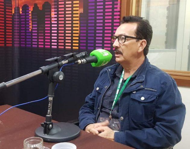 Assessor do Governo de MS frisou queixas quanto a dificuldade burocrática para se obter verbas de emendas e convênios. (Foto: Pedro Amaral/Fertel)