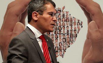 Douglas Oldegardo Cavalheiro dos Santos colaborou com comissão do CNMP sobre sistema prisional e controle externo da atividade policial. (Foto: Humberto Marques)