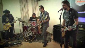 O Bando do Velho Jack, em episódio do Música Pra Ver: programa dá visibilidade à produção regional. (Foto: Reprodução)
