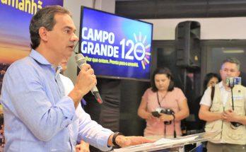 Marquinhos vem ao Panorama MS falar sobre calendário de eventos. (Foto: David Majella/PMCG/Divulgação)