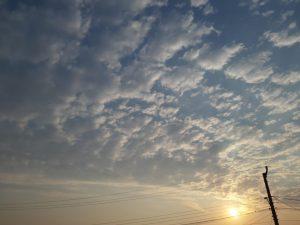 Temperaturas seguem amenas no Estado nesta terça-feira (20), com céu entre claro e parcialmente nublado. (Foto: Humberto Marques)
