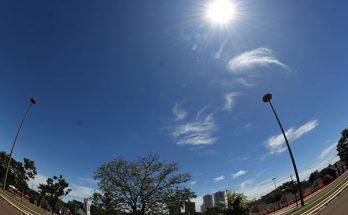 Meteorologia prevê dia de céu entre claro e parcialmente nublado, com umidade do ar de até 30% em MS. (Foto: Chico Ribeiro/Subcom/Arquivo)
