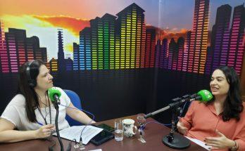 Gislaine Coelho Brandão (à direita) detalhou no Bom Dia Campo Grande métodos para enfrentamento ao sarampo. (Foto: Iasmin Biolo/Fertel)