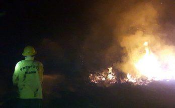 Apesar do encerramento das operações de centro montado em Aquidauana em caráter emergencial, monitoramento aos incêndios continua. (Foto: Subcom/Arquivo)