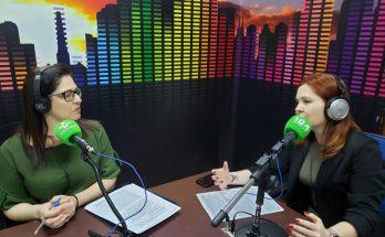 Maria Carolina Carlotto (à direita) falou ao Bom Dia Campo Grande sobre evento que acontece até esta sexta-feira na Capital. (Foto: Iasmin Biolo/Fertel)