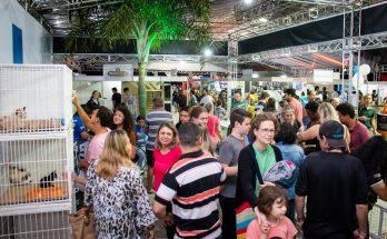 Show Pet chega à sua terceira edição em Campo Grande reunindo empresários e clientes do setor de animais de estimação. (Foto: Sebrae-MS/Divulgação)