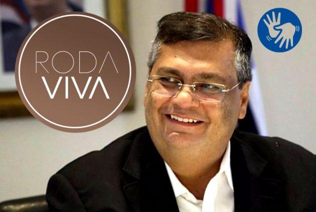 Governador maranhense e defendido pelo PC do B como presidenciável, Flávio Dino estará no Roda Viva desta segunda-feira (23). (Foto: TV Cultura/Divulgação)
