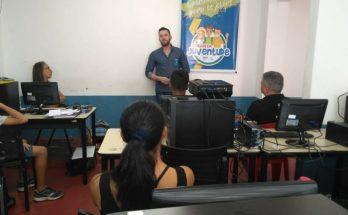 Cursos de qualificação oferecidos pela Semju são gratuitos. (Foto: PMCG/Divulgação)