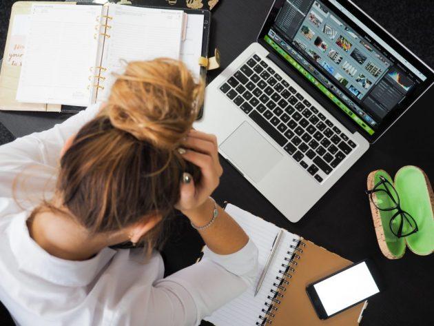 Situações negativas no trabalho podem despertar a ergofobia, que tem tratamento. (Foto: Reprodução)