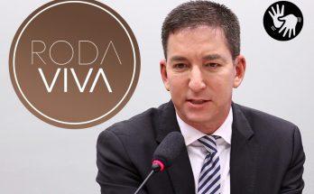 Glenn Greenwald comanda o The Intercept Brasil, e falará no Roda Viva sobre vazamentos de mensagens envolvendo juízes e investigadores da Lava Jato. (Foto: TV Cultura/Divulgação)
