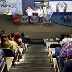 Fertel foi palco de seminário sobre a cultura guarani