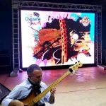 - Apresentação no Festival Cultural do Chamamé; evento teve parceria da Fertel