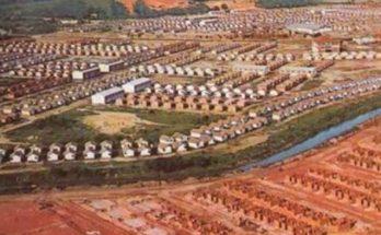 """Cidade de Deus, no Rio de Janeiro, é retratada em episódio do documentário """"Habitação Social - Projetos de um Brasil"""". (Foto: CDD na Web/Reprodução)"""