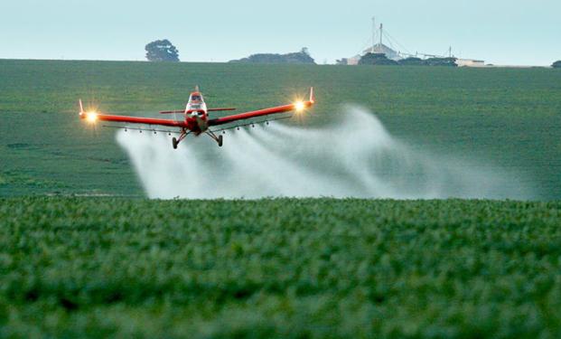 Uso de pesticidas nas lavouras e seus efeitos serão discutidos no Panorama MS. (Foto: Agência Brasil/Arquivo)
