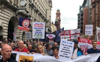 Protesto do Brexit; Por que Odiamos se predispõe a analisar o surgimento e propagação do ódio. (Foto: Divulgação)