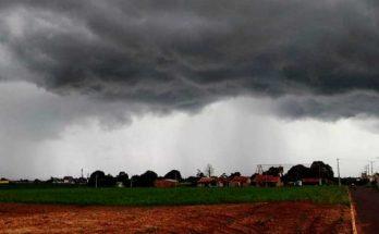 Terça-feira ainda será chuvosa em algumas regiões de MS. (Foto: Subcom/Arquivo)