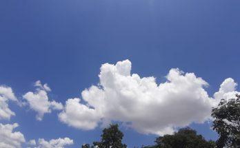 Dia promete ter altas temperaturas e chuvas isoladas no Estado provocadas pelo calor, segundo o Inmet. (Foto: Humberto Marques)