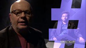 Kim Kataguiri será entrevistado por Marcelo Tas (à esquerda) no #Provocações. (Foto: Reprodução)
