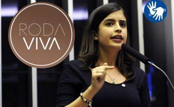Deputada pedetista Tabata Amaral será sabatinada no Roda Viva desta segunda-feira. (Foto: Divulgação)