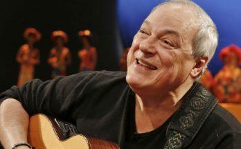 Toquinho é um dos mais importantes compositores e intérpretes da MPB brasileira; artista estará no Sr. Brasil deste domingo. (Foto: Divulgação)