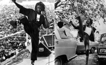 Peter Tosh também era conhecido como exímio artista marcial. (Foto: Divulgação)