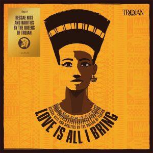Coletânea da Trojan Records/BMG homenageia grandes cantoras do reggae. (Foto: Divulgação)