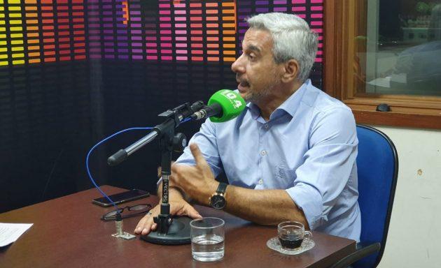 Salomão defendeu a quebra do monopólio no setor elétrico como meio de reduzir custos para o consumidor. (Foto: Pedro Amaral/Fertel)