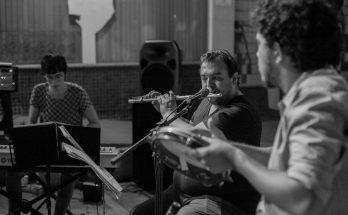Formado por músicos experientes, Coletivo Vibrações adotou a defesa do Chorinho em Campo Grande. (Foto: Álvaro Herculano/Divulgação)