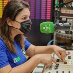 Estúdio Educativa FM